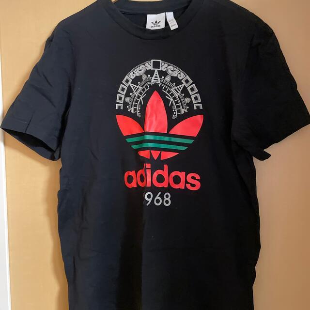 adidas(アディダス)のアディダス adidas Tシャツ トレフォイル 2XO メンズのトップス(Tシャツ/カットソー(半袖/袖なし))の商品写真