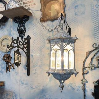 アンティークな部屋/ ペンダントライト/Avenue Lamp /White