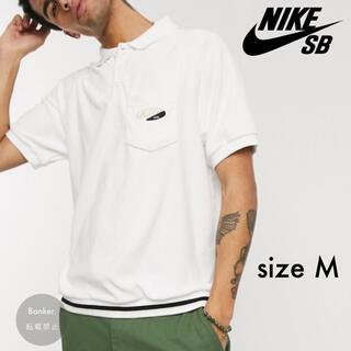 NIKE - 【新品/M】NIKESB ポロシャツ 半袖 Tシャツ ナイキエスビー ナイキSB