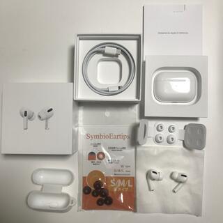 Apple - Apple 純正 美品 airpods pro おまけ★イヤーピース