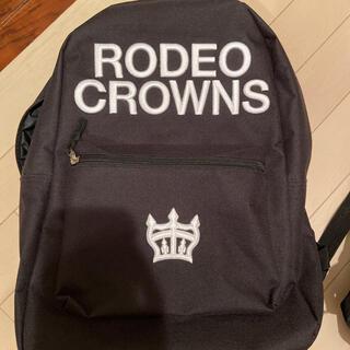 RODEO CROWNS - ロデオクラウン  リュック 黒