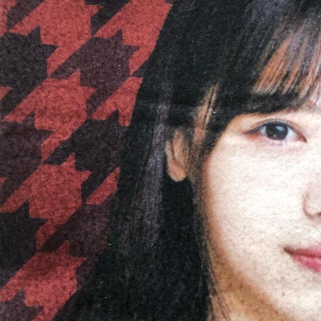 乃木坂46(ノギザカフォーティーシックス)の乃木坂46 西野七瀬 ブランケット エンタメ/ホビーのタレントグッズ(アイドルグッズ)の商品写真