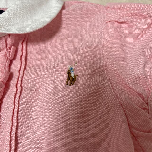 Ralph Lauren(ラルフローレン)のラルフローレン♡ワンピース キッズ/ベビー/マタニティのキッズ服女の子用(90cm~)(ワンピース)の商品写真