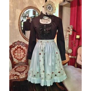 JaneMarple - アビエタージュ ◆ グリム童話柄スカート ◆  日本製