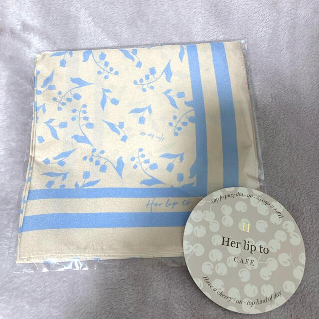 herlipto♡スカーフ レディースのファッション小物(バンダナ/スカーフ)の商品写真