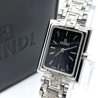 FENDI - 良品☆FENDIフェンディ 新品電池 レディース腕時計