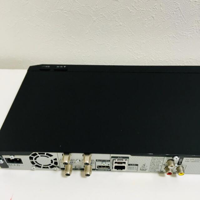 Panasonic(パナソニック)のパナソニック ディーガ DIGA ブルーレイレコーダーDMR-BRW500 スマホ/家電/カメラのテレビ/映像機器(ブルーレイレコーダー)の商品写真