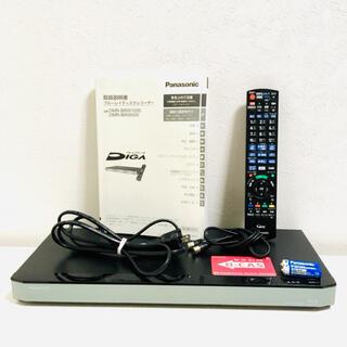 Panasonic - パナソニック 500GB 2チューナー ブルーレイレコーダーDMR-BRW500