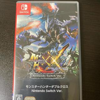 CAPCOM - モンスターハンターダブルクロス Nintendo Switch