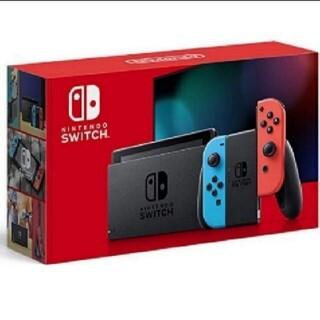 Nintendo Switch - 13時まで 新品 Nintendo Switch ニンテンドースイッチ ネオン