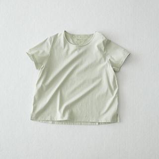 nest Robe - 北欧暮らしの道具店 大人に似合うワケがある 素肌も心もよろこぶ Tシャツ ミント