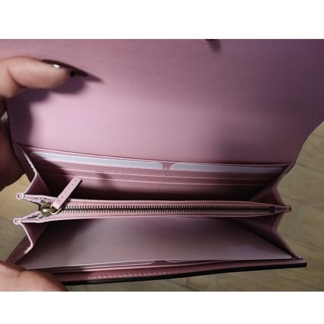 Gucci(グッチ)の新品 グッチ 長財布 ストロベリ レディースのファッション小物(財布)の商品写真