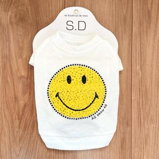 AS KNOW AS - N クールキラスマイルTシャツ