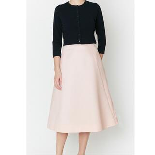 BARNEYS NEW YORK - ヨーコチャン YOKO CHAN  新作 完売 2021SS フレア スカート