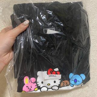 ボウダンショウネンダン(防弾少年団(BTS))のbt21×ハローキティ(Tシャツ(半袖/袖なし))