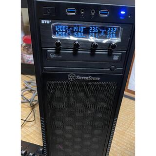 ASUS - ゲーミングPC i7 2600k/GTX980/24GB/SSD/風量調節 冷却