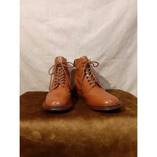 トリッカーズ(Trickers)のTricker's モールトン 5180 UK4.5(23~23.5cm)(ブーツ)