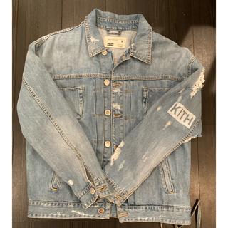 Supreme - kith hawkins denim jacket M