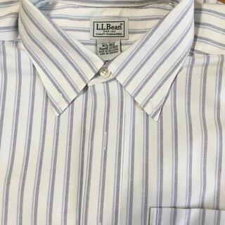 エルエルビーン(L.L.Bean)のLL.Beanボタンダウン 半袖シャツ  (シャツ)