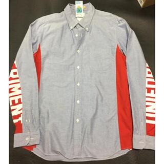 ユニフォームエクスペリメント(uniform experiment)のuniform experiment 長袖シャツ 4  XL(シャツ)
