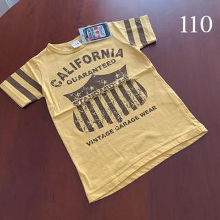 エーアーベー(eaB)の⭐️未使用品 エーアーベー Tシャツ 110 サイズ(Tシャツ/カットソー)