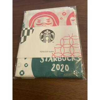 スターバックスコーヒー(Starbucks Coffee)のスターバックス 手ぬぐい(日用品/生活雑貨)