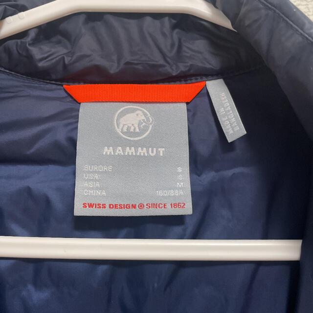 Mammut(マムート)のマムートゴアテックスパーカー+未使用インナーダウン レディースのジャケット/アウター(その他)の商品写真