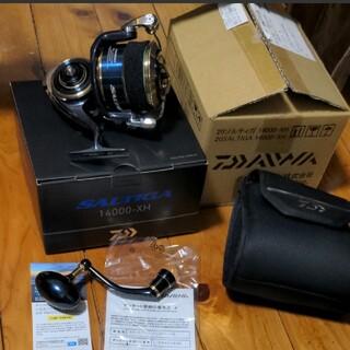 DAIWA - ダイワ ソルティガ 14000XH リール
