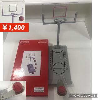 ミニチュア《Basketball》ゲーム(スポーツ)