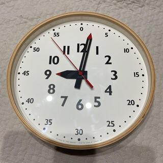 ACTUS - 【美品】LEMNOS fun pun clock M ふんぷんくろっく掛け時計