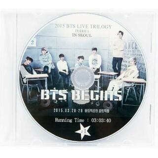 防弾少年団 『2015 BTS LIVE TRILOGY』DVD2枚セット