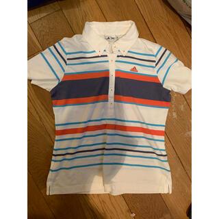アディダス(adidas)のポロシャツ レディース(ポロシャツ)