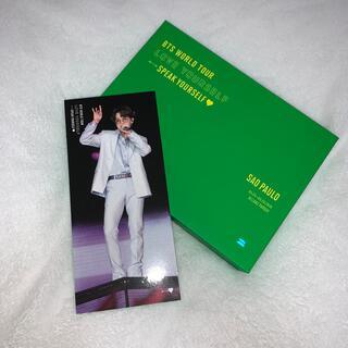 ボウダンショウネンダン(防弾少年団(BTS))のBTS LYS SPEAK YOURSELF サンパウロ DVD 日本語字幕付(K-POP/アジア)