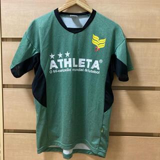 ATHLETA - 未使用未開封新品!ATHLETA アスレタ プラシャツ、パンツセット L