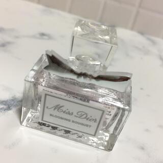 Dior - 【Dior】ミスディオール ブルーミングブーケ オードトワレ 5ml