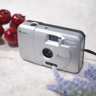 富士フイルム - 【写ルンですライクなフィルムカメラ】BASIC mini シルバー