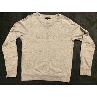 Gucci - 【多少汚れあり】GUCCI トレーナー