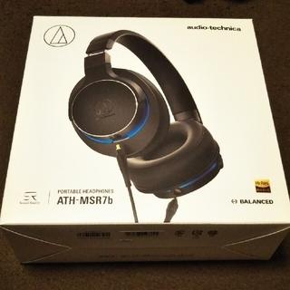 オーディオテクニカ(audio-technica)のATH-MSR7B BK(ヘッドフォン/イヤフォン)