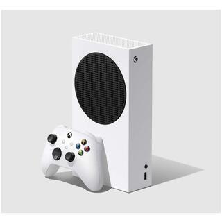 エックスボックス(Xbox)の【新品】Xbox Series S Amazon特典付き(家庭用ゲーム機本体)
