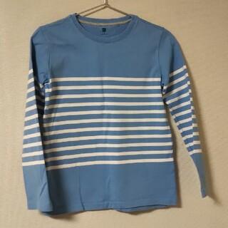 ユニクロ(UNIQLO)の140 ユニクロ ロングTシャツ 厚手(Tシャツ/カットソー)