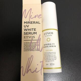 ETVOS - ETVOS エトヴォス ミネラルUVホワイトセラム