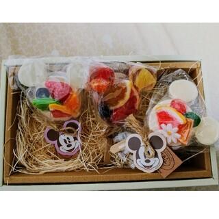 Disney - ミッキー アイスキャンディー 石鹸 ディズニーストア
