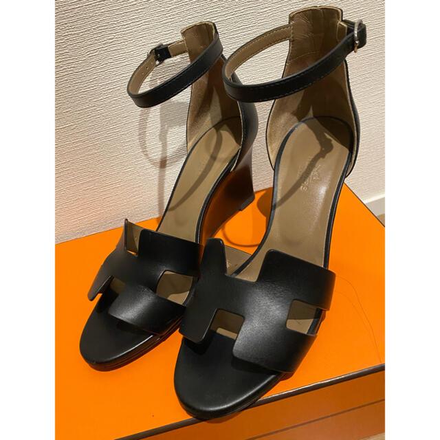 Hermes(エルメス)のエルメス レジェンド37 レディースの靴/シューズ(サンダル)の商品写真