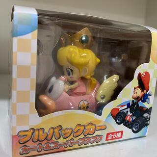 ベビィピーチ ベビーピーチ マリオカート プルバックカー(キャラクターグッズ)