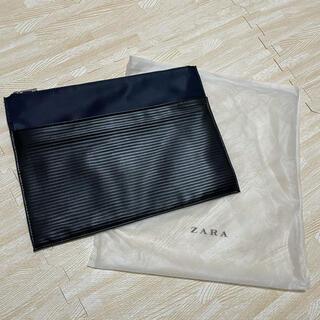 ZARA - 【送料込】ZARA クラッチバッグ ZARAMAN
