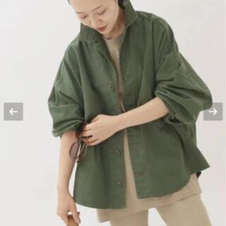 プラージュ(Plage)のPlage Army シャツ(シャツ/ブラウス(長袖/七分))