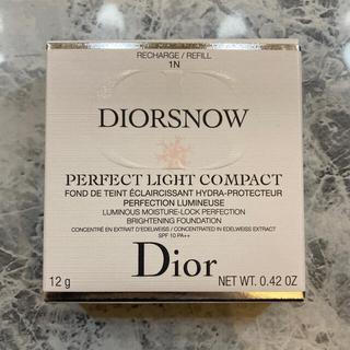 Christian Dior - 新品未使用 ディオール  パーフェクトライトコンパクト ファンデーション
