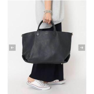 ドゥーズィエムクラス(DEUXIEME CLASSE)の新品タグ付きDeuxieme CELERI TOTE BAG (トートバッグ)