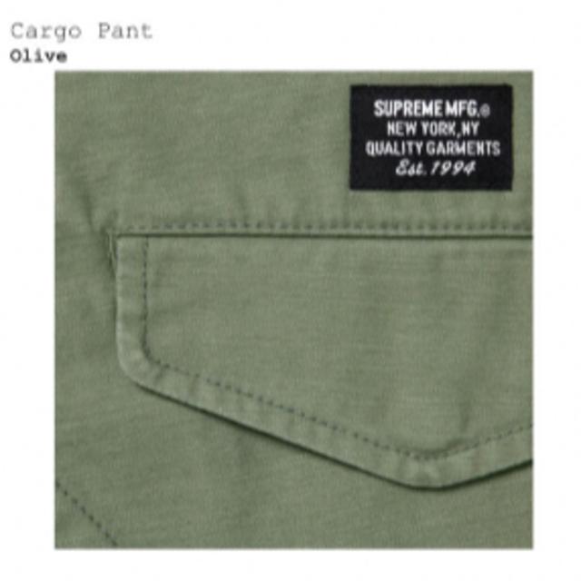 Supreme(シュプリーム)の21SS シュプリーム カーゴパンツ 30インチ メンズのパンツ(ワークパンツ/カーゴパンツ)の商品写真