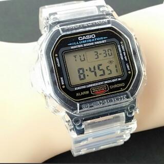 G-SHOCK - カシオ Gショック DW-5600E クリア